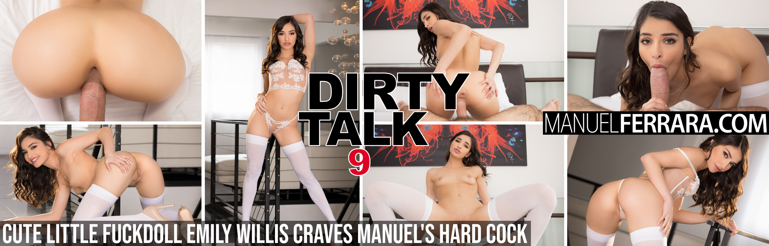 Cute Little Fuckdoll Emily Willis Craves Manuel's Hard Cock
